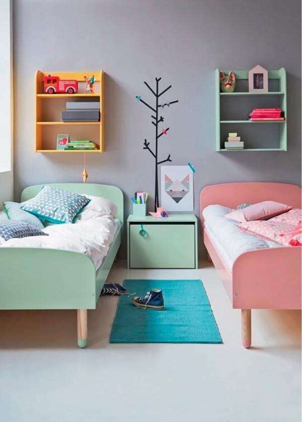 mobilier chambre enfant pour deux enfants