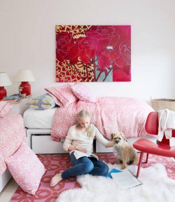mobilier chambre enfant style simple