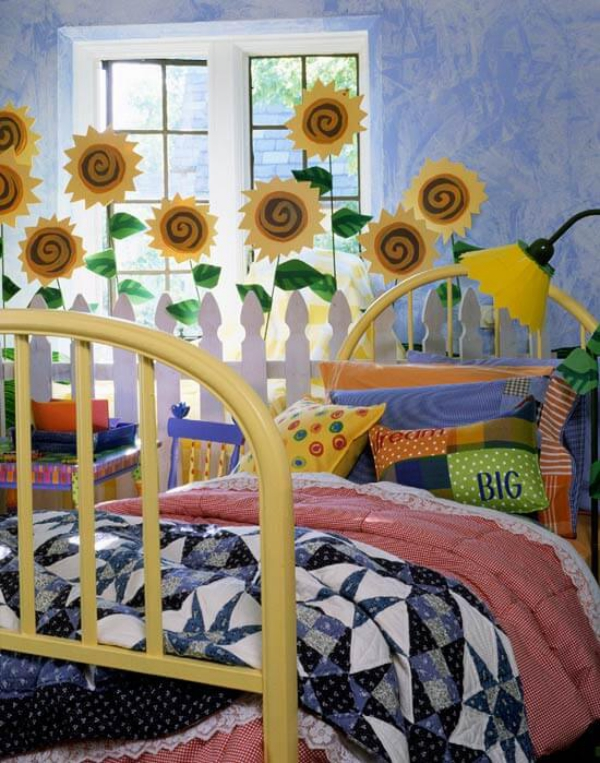 mobilier chambre enfant un thème naturel