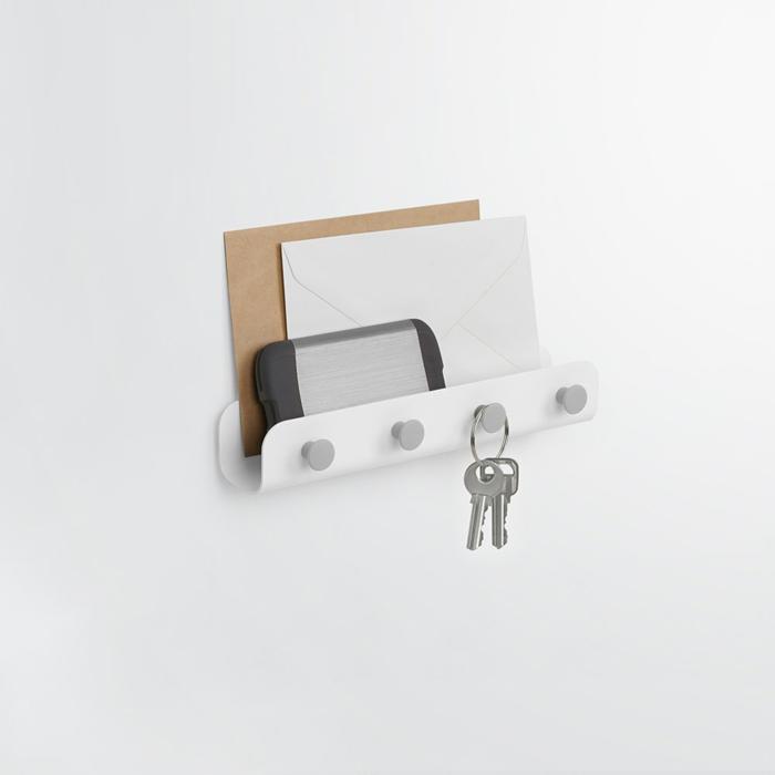 porte clés mural idée facile à réaliser