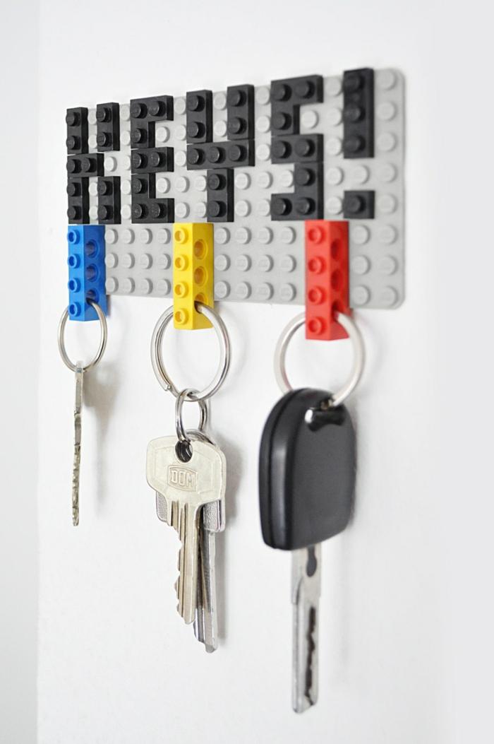 porte clés mural