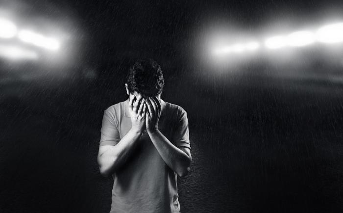 que faire quand on est déprimédans les ténèbres