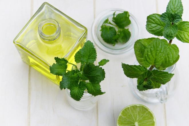 remède de grand-mère menthe et citron
