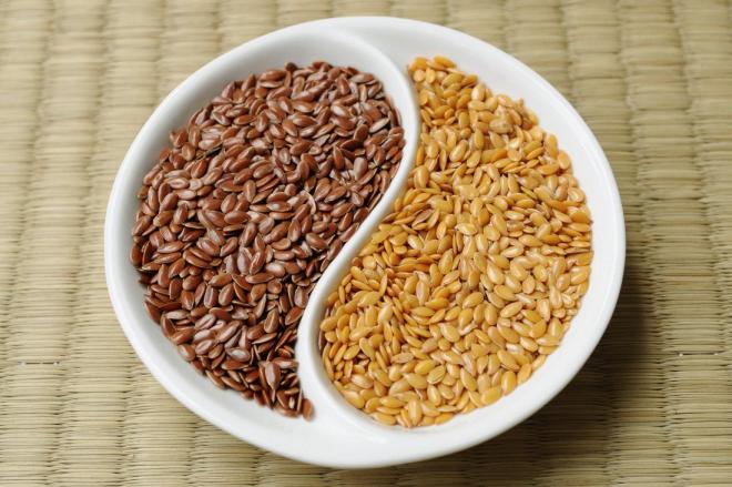 remède de grand-mère graines de lin