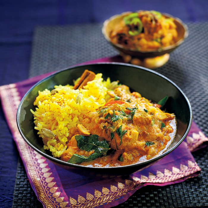 riz au poulet et curcuma bienfaits du curcuma