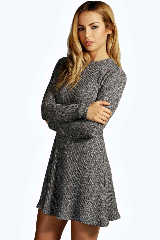 robe maille femme robe simple