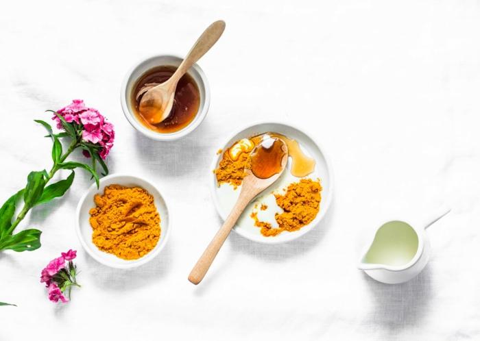 soins beauté et santé bienfaits du curcuma