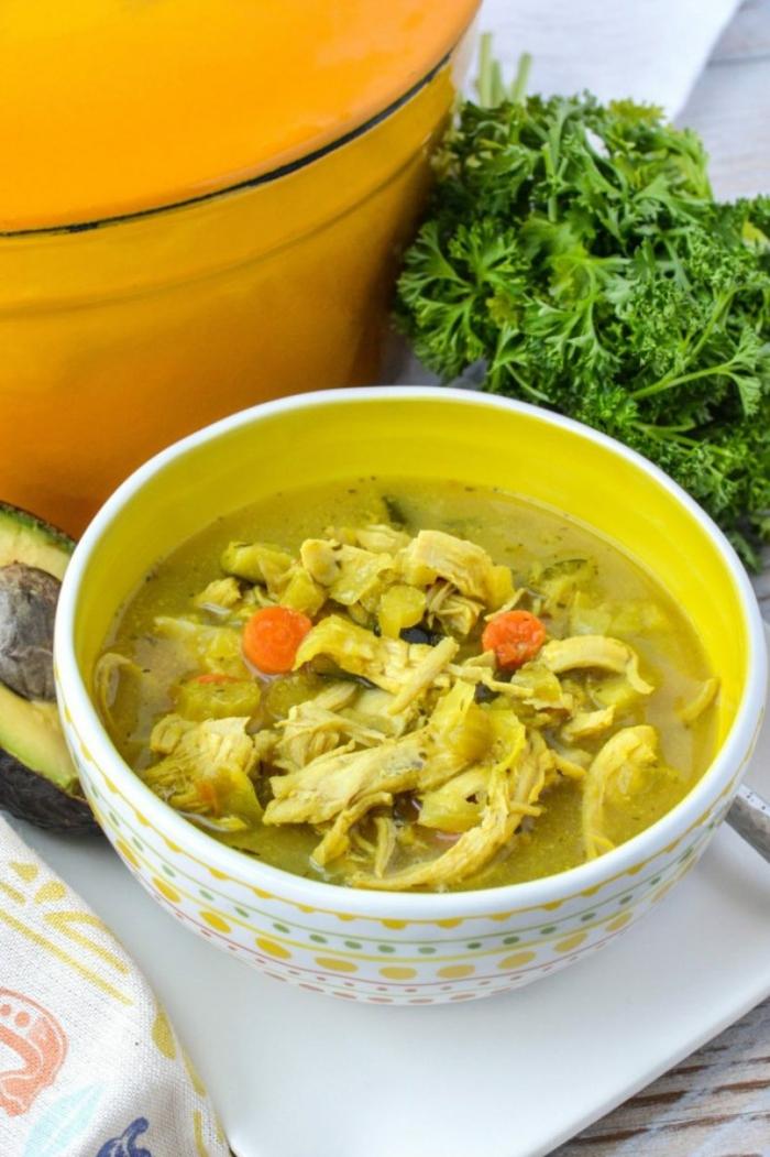 soupe au curcuma recette bienfaits du curcuma
