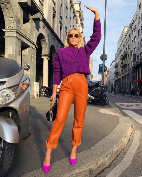 tendance mode femme 2019 combinaison extraordinaire