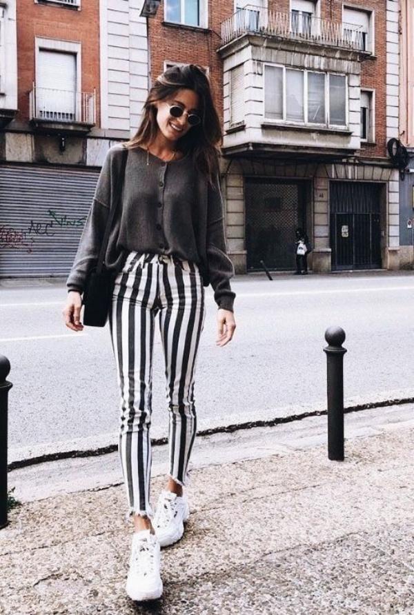 tendance mode femme 2019 blouse aux manches tombantes