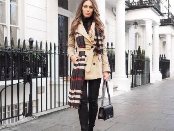 tendance mode femme 2019 pantalon en cuir noir