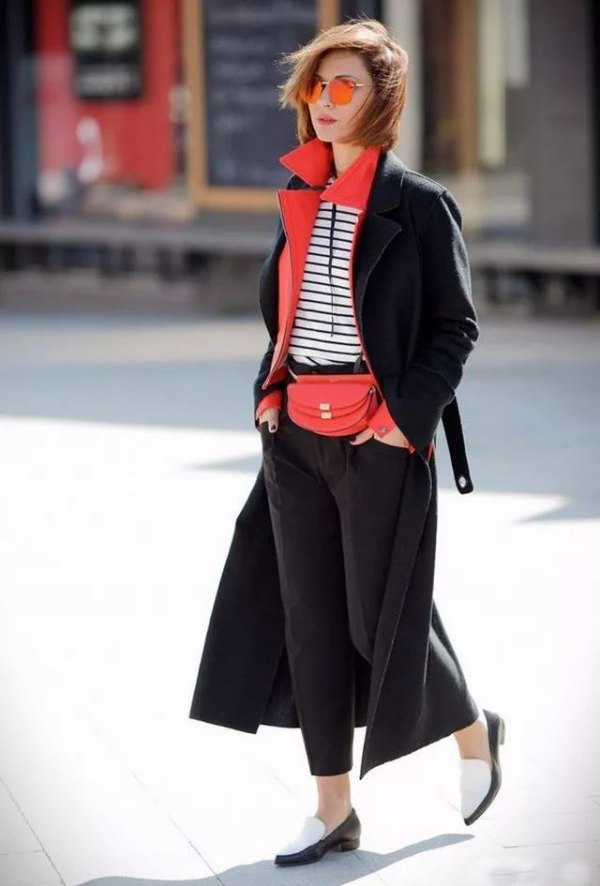 tendance mode femme 2019 trench-coat long