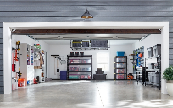 vendre sa maison garage en ordre