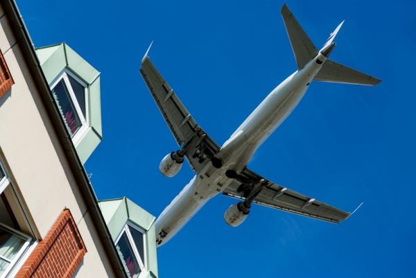 vendre sa maison près d'un aéroport