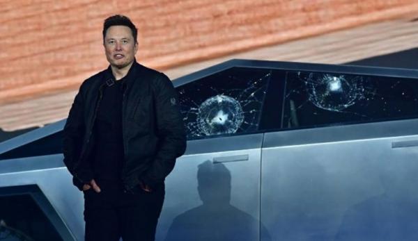 Elon Musk présentation de Cybertruck