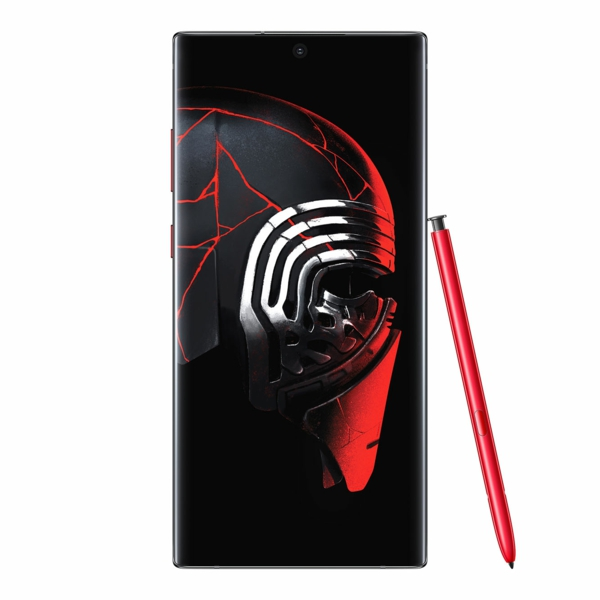 Galaxy Note10+ Star Wars Special Edition stylo S