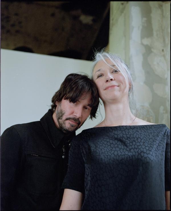 Keanu Reeves la compagne de l'acteur