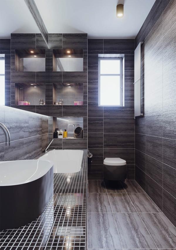 Meuble rangement salle de bain de petite taille