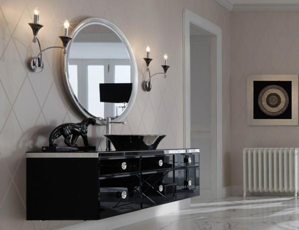 Meuble rangement salle de bain design et stylé