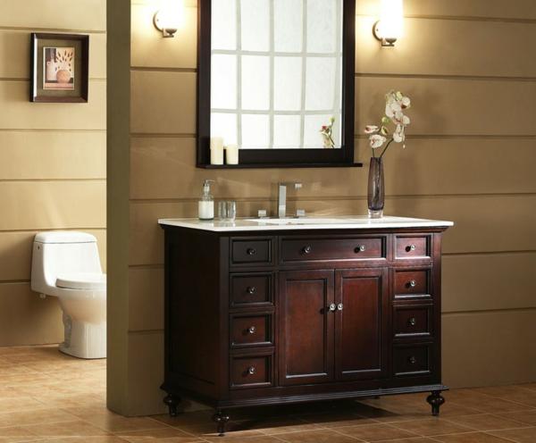 Meuble rangement salle de bain haut de gamme