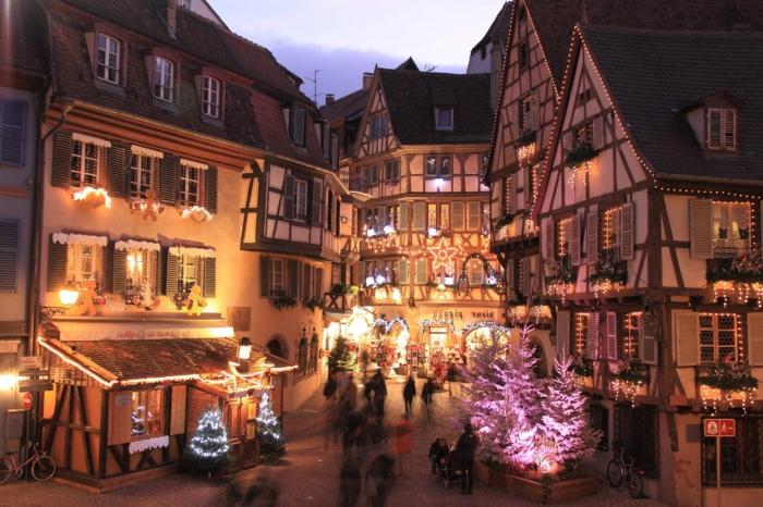 Strasbourg les plus beaux marchés de noël