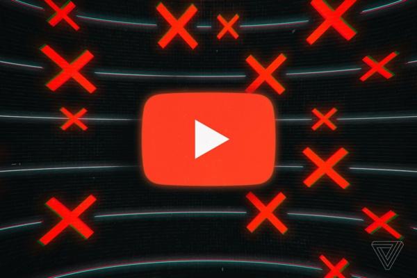 Youtube change ses conditions d'utilisation hébergement de vidéos