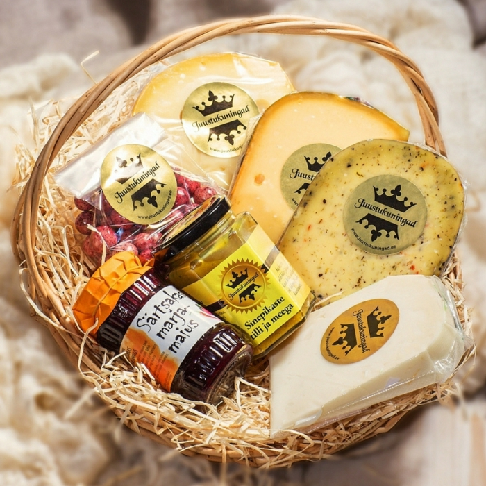 cadeau gourmand fromages