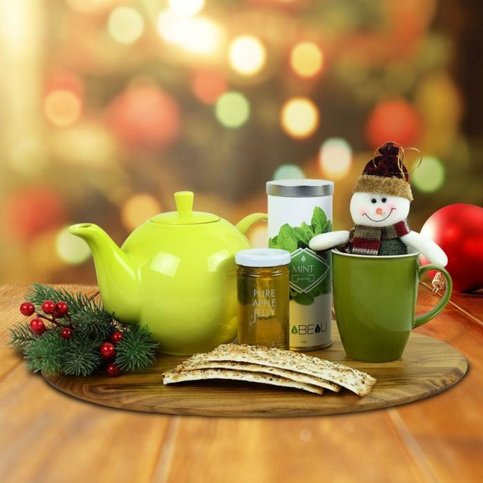 cadeau gourmand pour les passionnés de thé