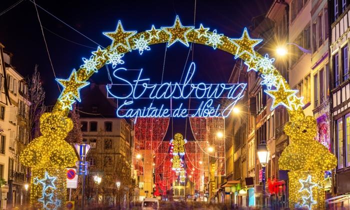 capitale de Noël Strasbourg les plus beaux marchés de Noël