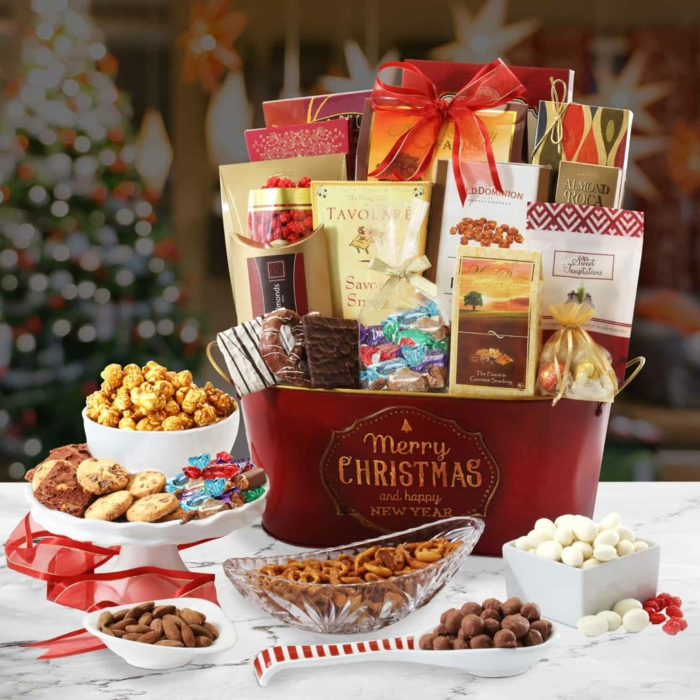 chocolat cadeau gourmand noël idée
