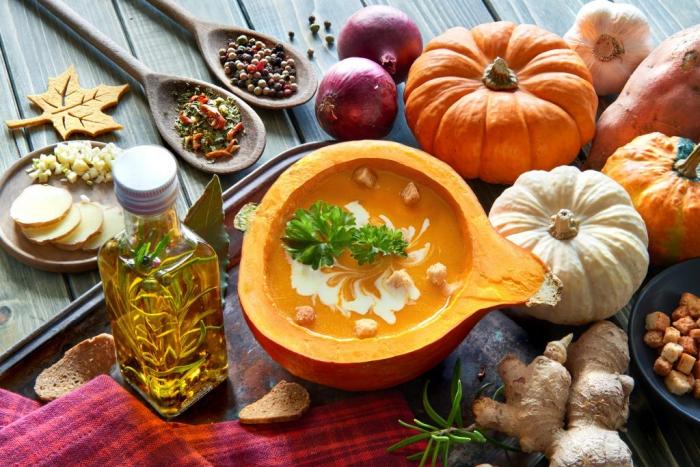 comment perdre du poids aliments sains d'automne