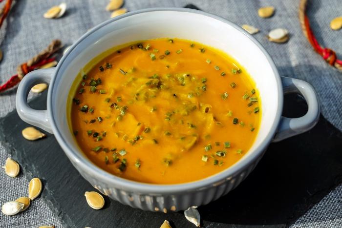 comment perdre du poids soupe crème aux oignons