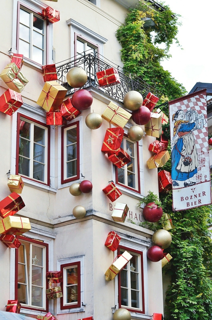 déco festive Strasbourg les plus beaux marchés de Noël