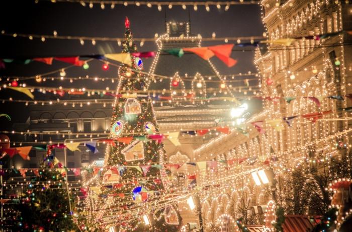 déco festive les plus beaux marchés de noël