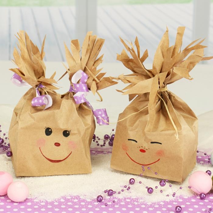 emballage cadeau pour les enfants emballer un cadeau noël