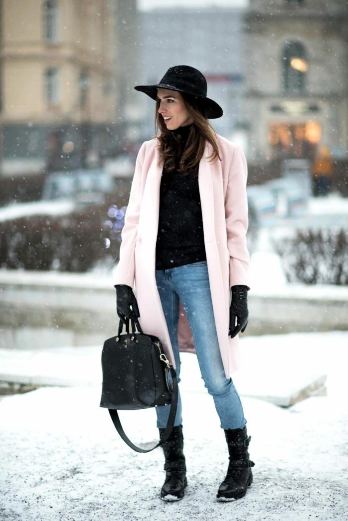 fedora look décontracté chapeau femme hiver 2019-2020 chapeau en feutre