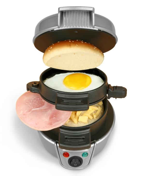 idée cadeau noël papa machine électrique multifonction sandwich maker