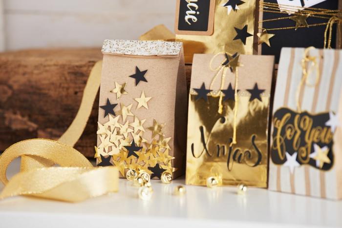 idées inspirantes emballer un cadeau