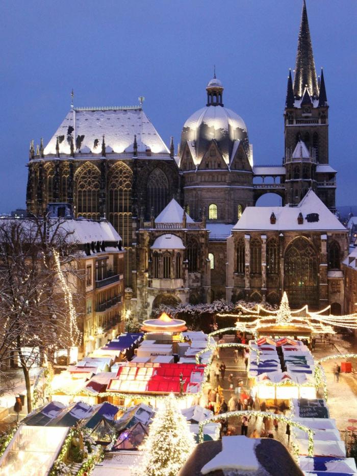 les plus beaux marchés de noël Aachen Allemagne à visiter