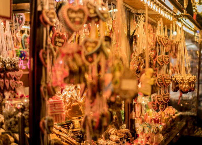 les plus beaux marchés de noël Francfurt Allemagne