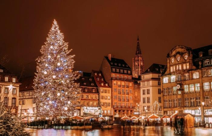 les plus beaux marchés de noël Strasbourg