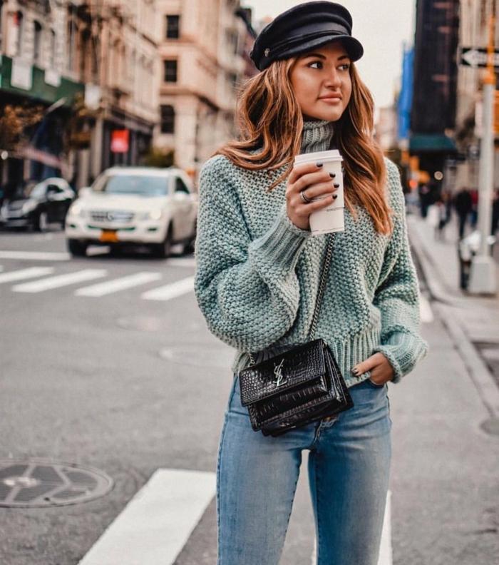 look hiver 2019-2020 chapeau femme hiver casquette