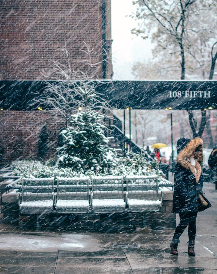 mode parka femme tenue pour l'hiver