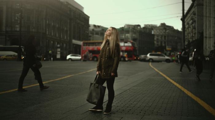 parka manteau femme moderne