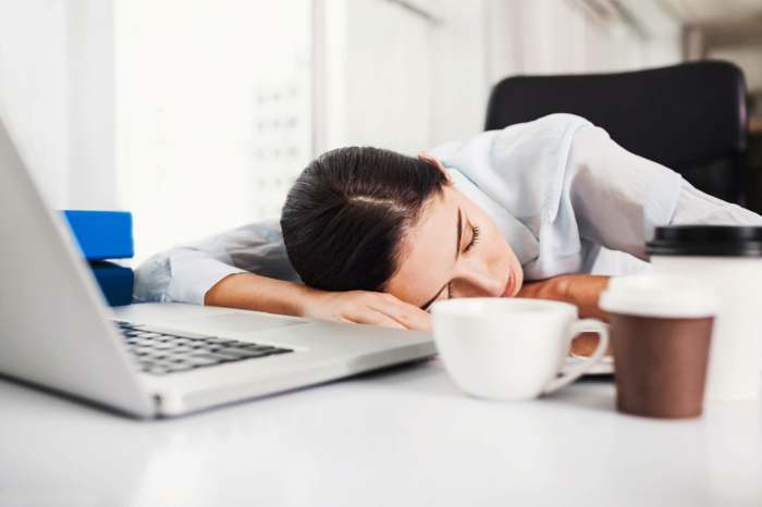réduire la fatigue avec l'algue klamath