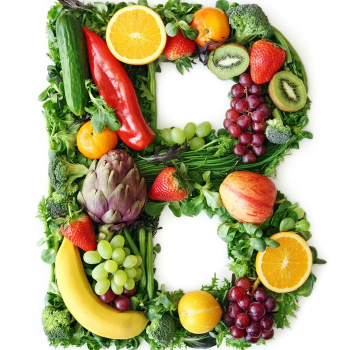vitamines groupe b algue klamath composition
