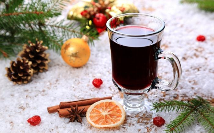 boissons hivernales recette