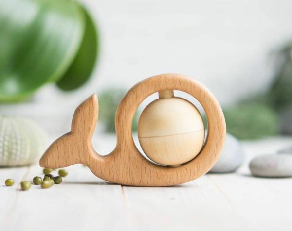 cadeau zéro déchet jouet d'enfant en bois