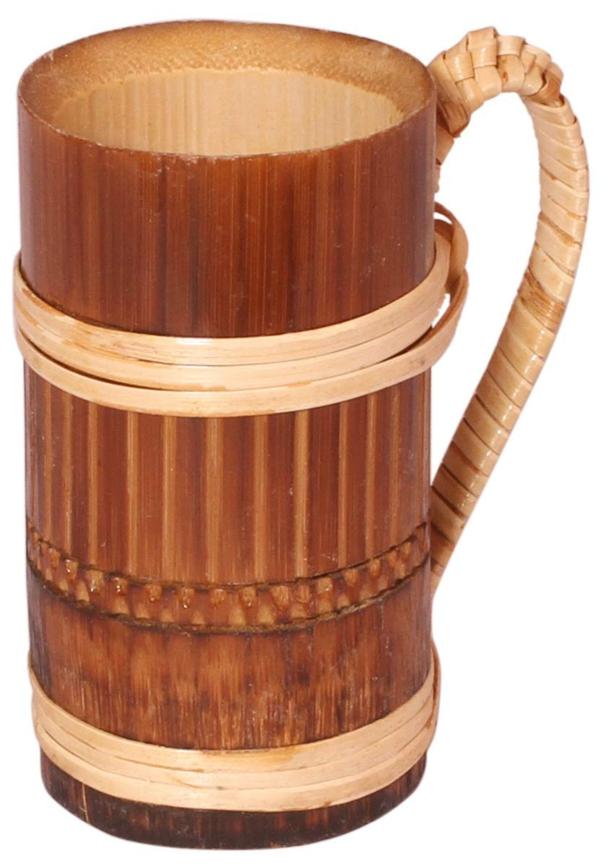 cadeau zéro déchet tasse en bambou