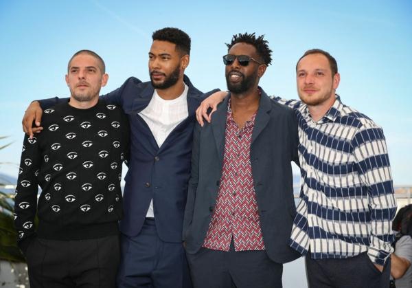 casting du film les misérables golden globes 2020 nomination